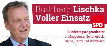 Burkhard Lischka, MdB - Voller Einsatz